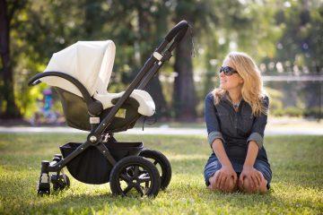 Barnevogn fra babysam