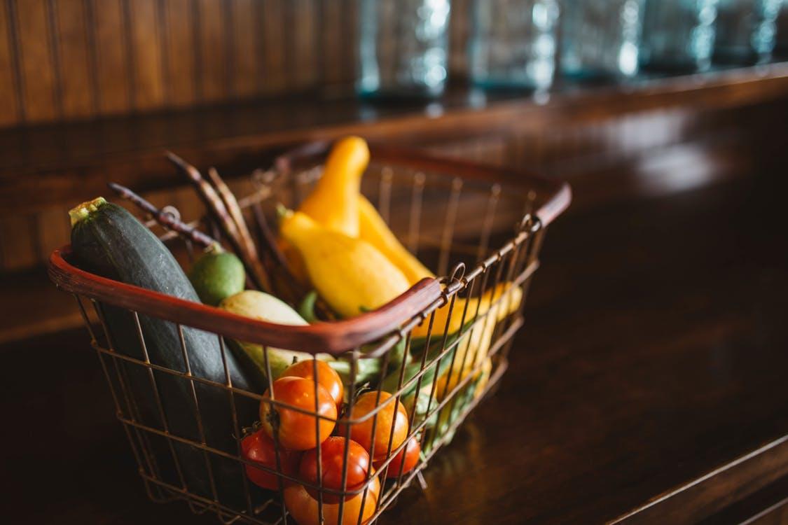 Lav et budget over dit madforbrug