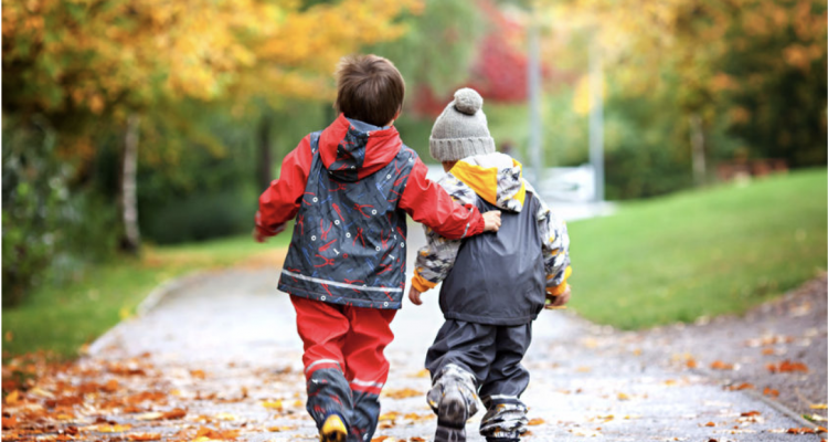Børnemode i efteråret 2018